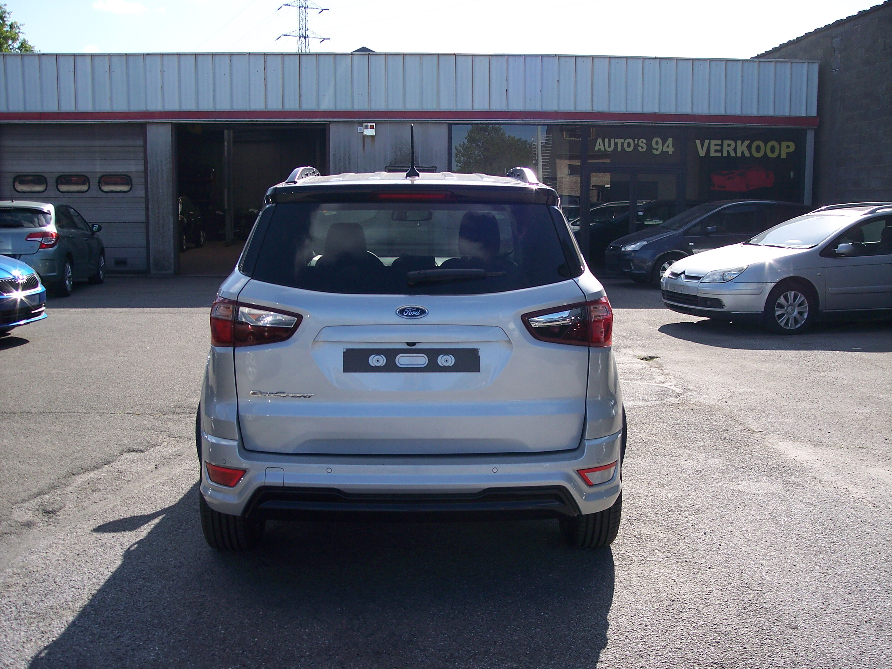 Ford EcoSport ST LINE 5/12
