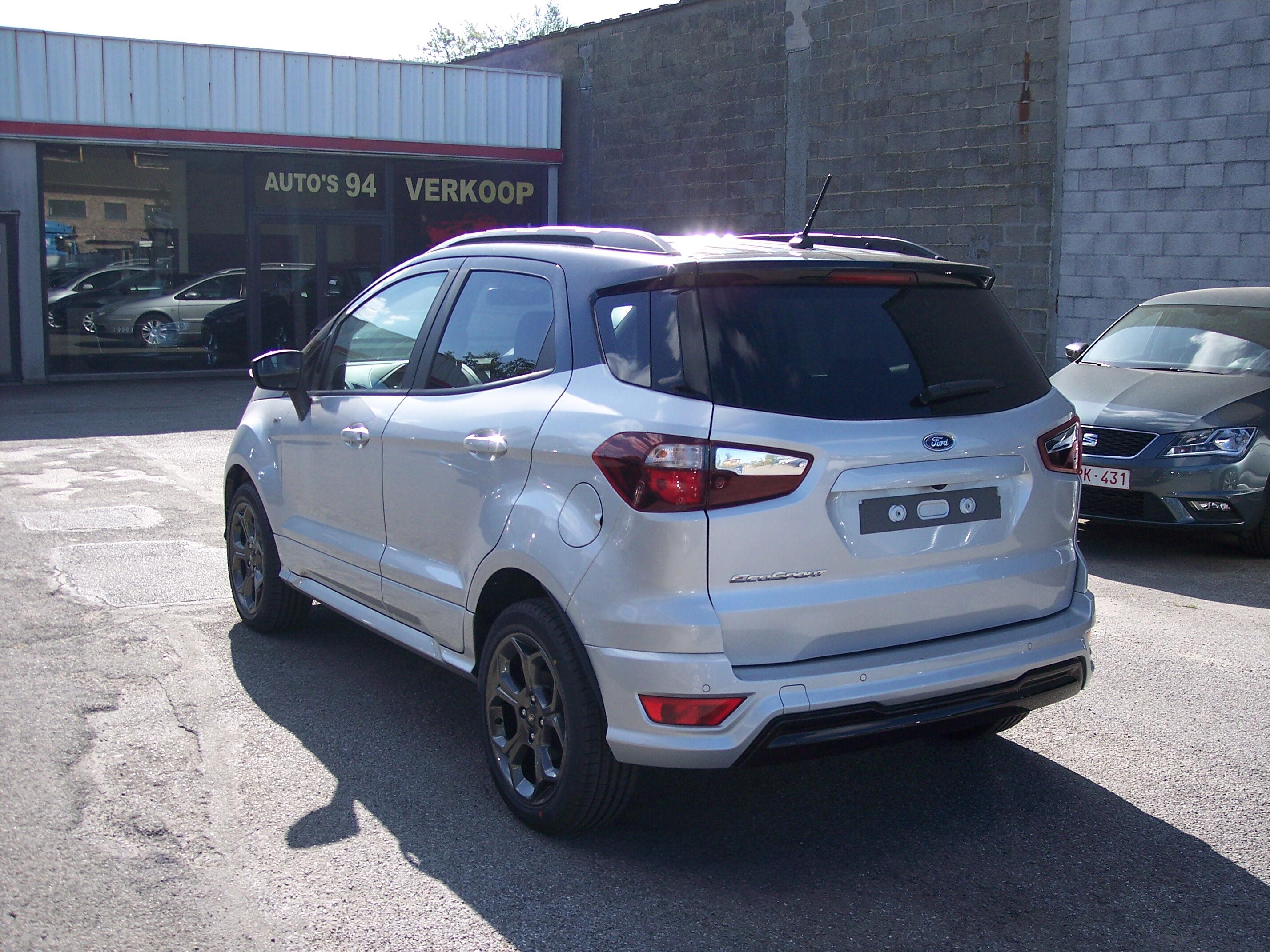 Ford EcoSport ST LINE 6/12