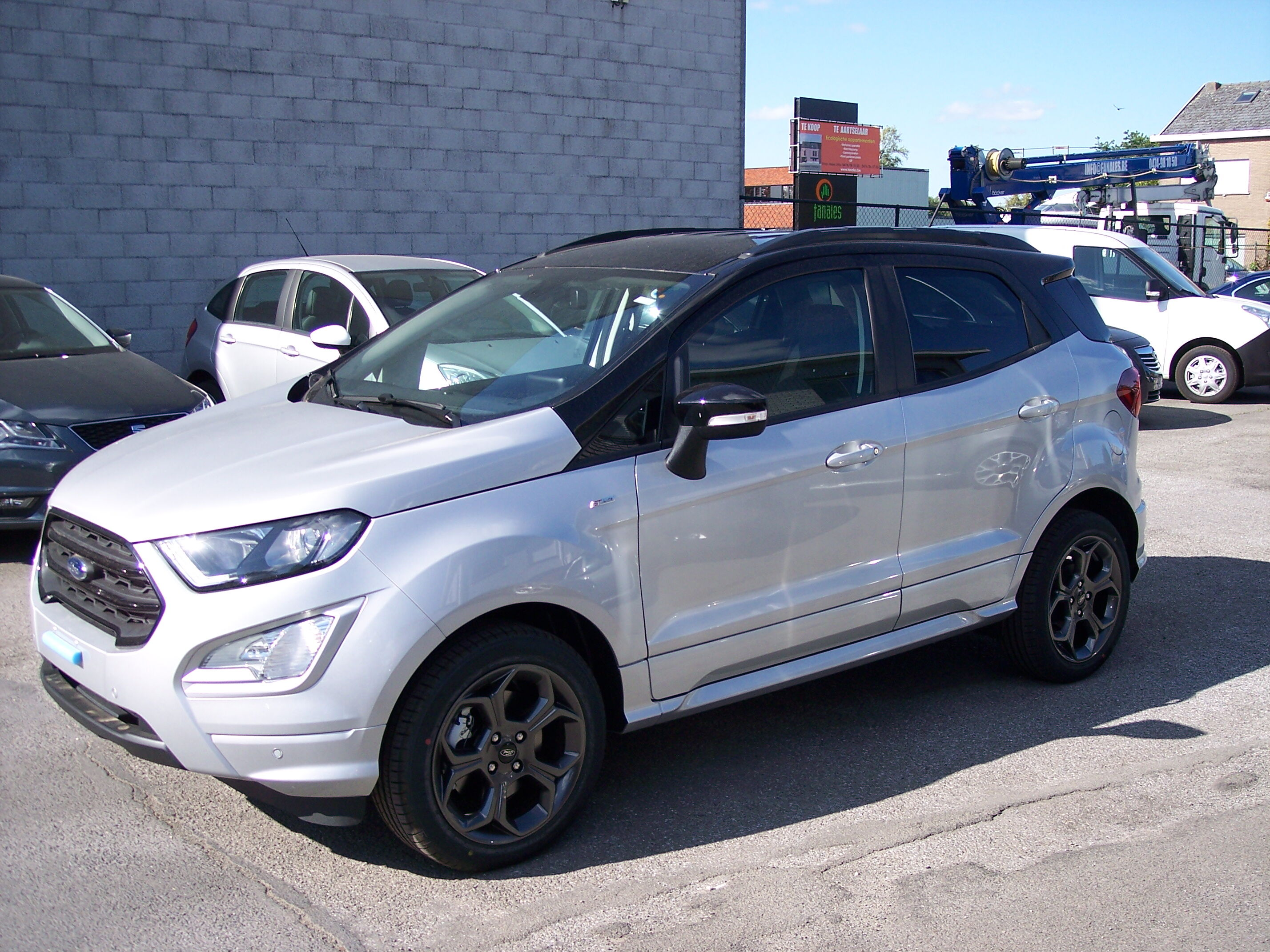 Ford EcoSport ST LINE 1/12