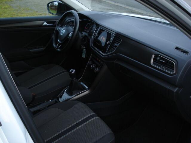 Volkswagen T-Roc Style 1.0 TSI 85 kw avec toit noir, jantes 17