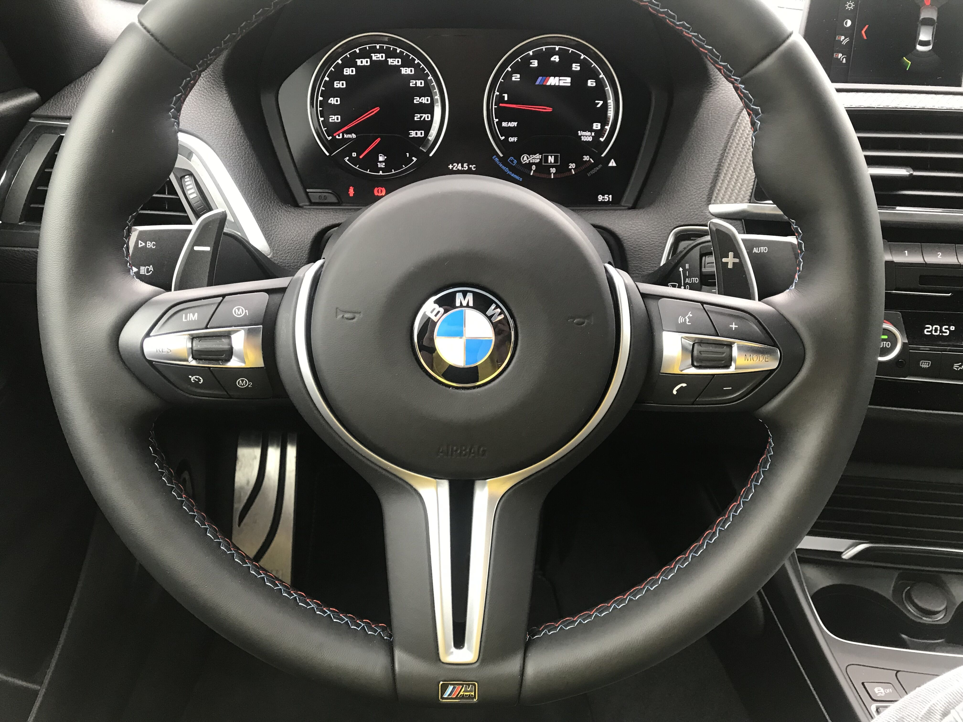 BMW M2 Competition 3/15