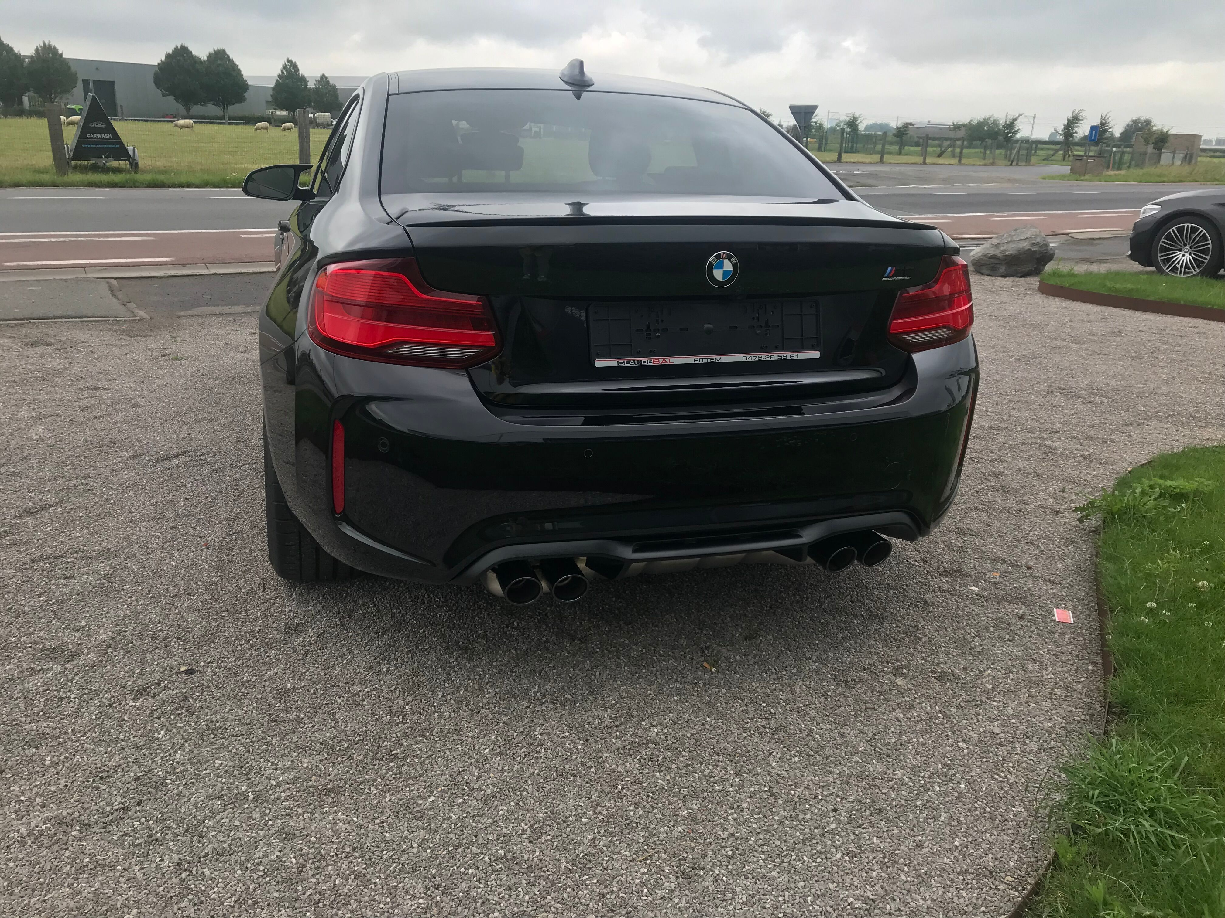 BMW M2 Competition 10/15