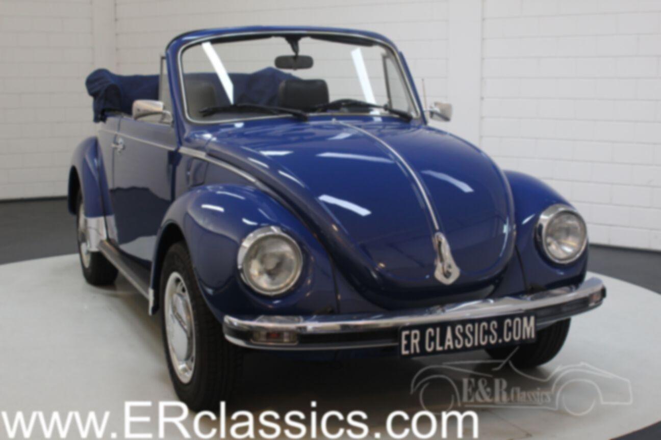 Volkswagen Beetle 1303 LS Cabriolet 1976 Tuning 90pk