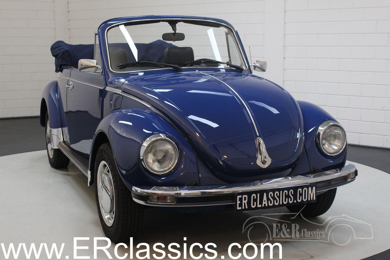 Volkswagen Beetle 1303 LS Cabriolet 1976 Tuning 90pk 1/30