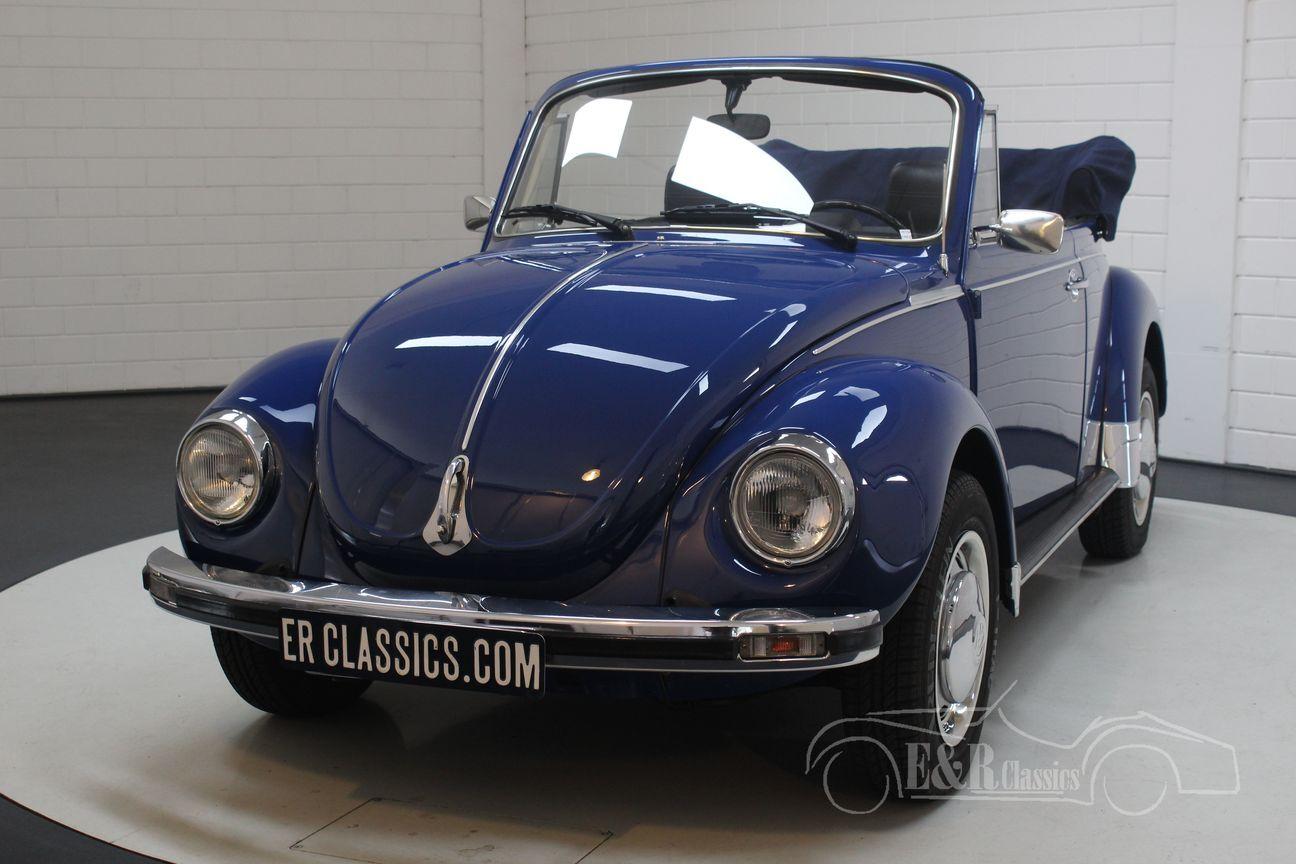 Volkswagen Beetle 1303 LS Cabriolet 1976 Tuning 90pk 7/30