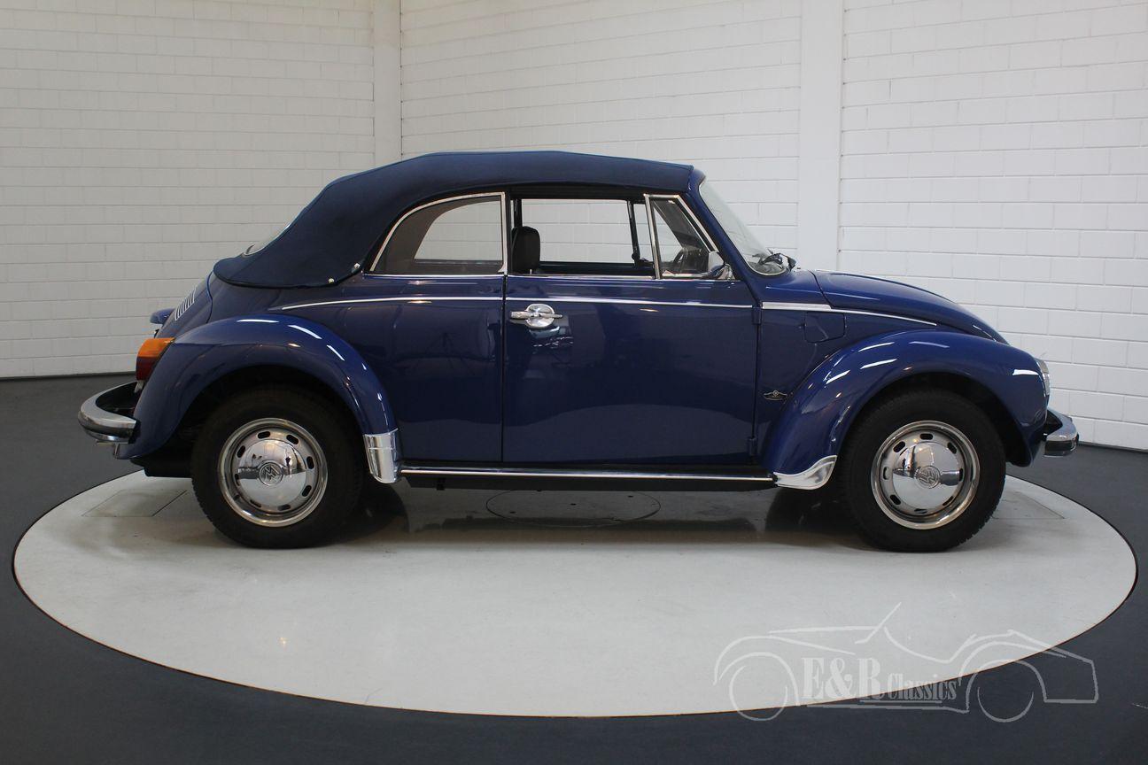 Volkswagen Beetle 1303 LS Cabriolet 1976 Tuning 90pk 27/30