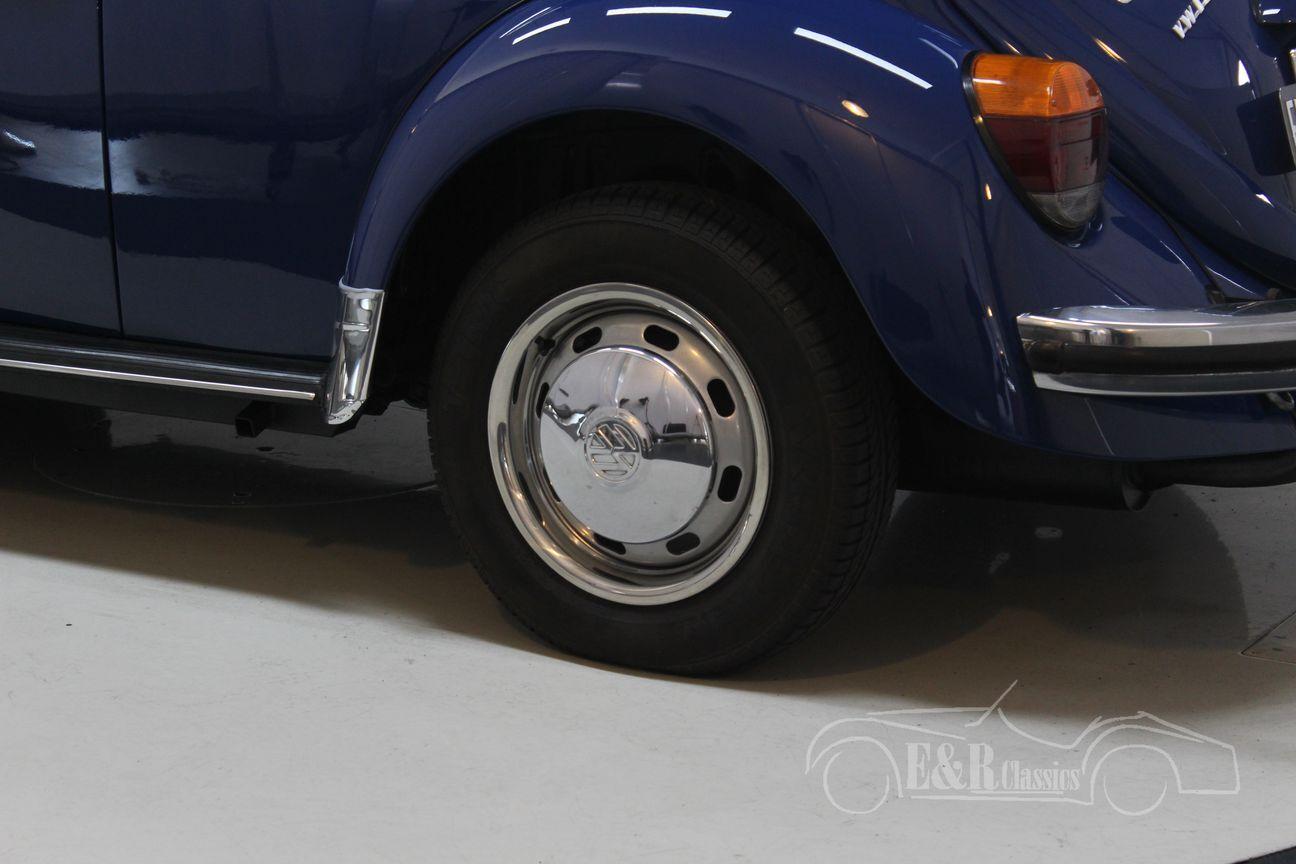 Volkswagen Beetle 1303 LS Cabriolet 1976 Tuning 90pk 9/30