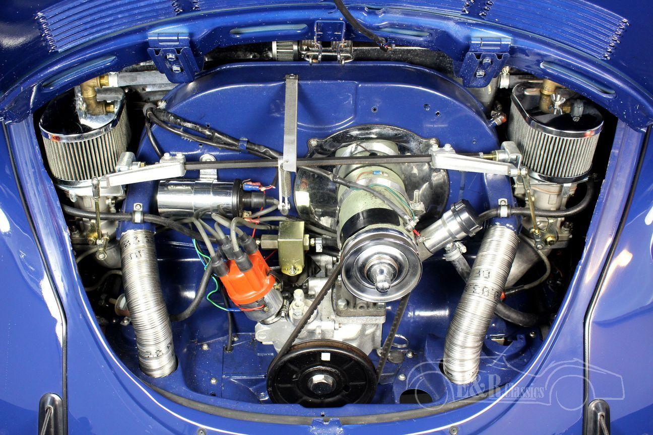 Volkswagen Beetle 1303 LS Cabriolet 1976 Tuning 90pk 4/30