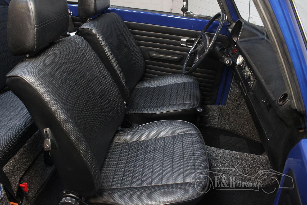 Volkswagen Beetle 1303 LS Cabriolet 1976 Tuning 90pk 24/30