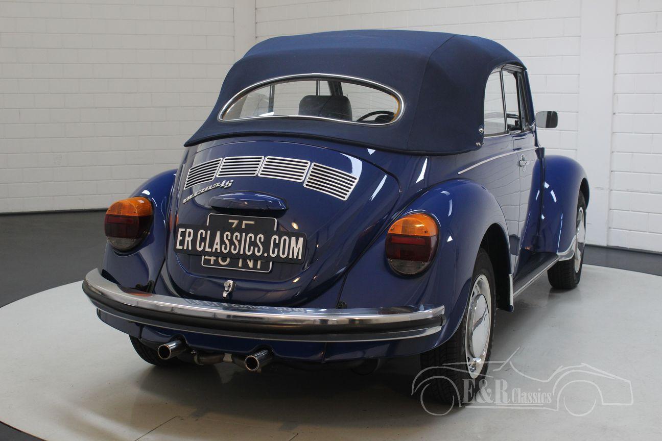 Volkswagen Beetle 1303 LS Cabriolet 1976 Tuning 90pk 26/30