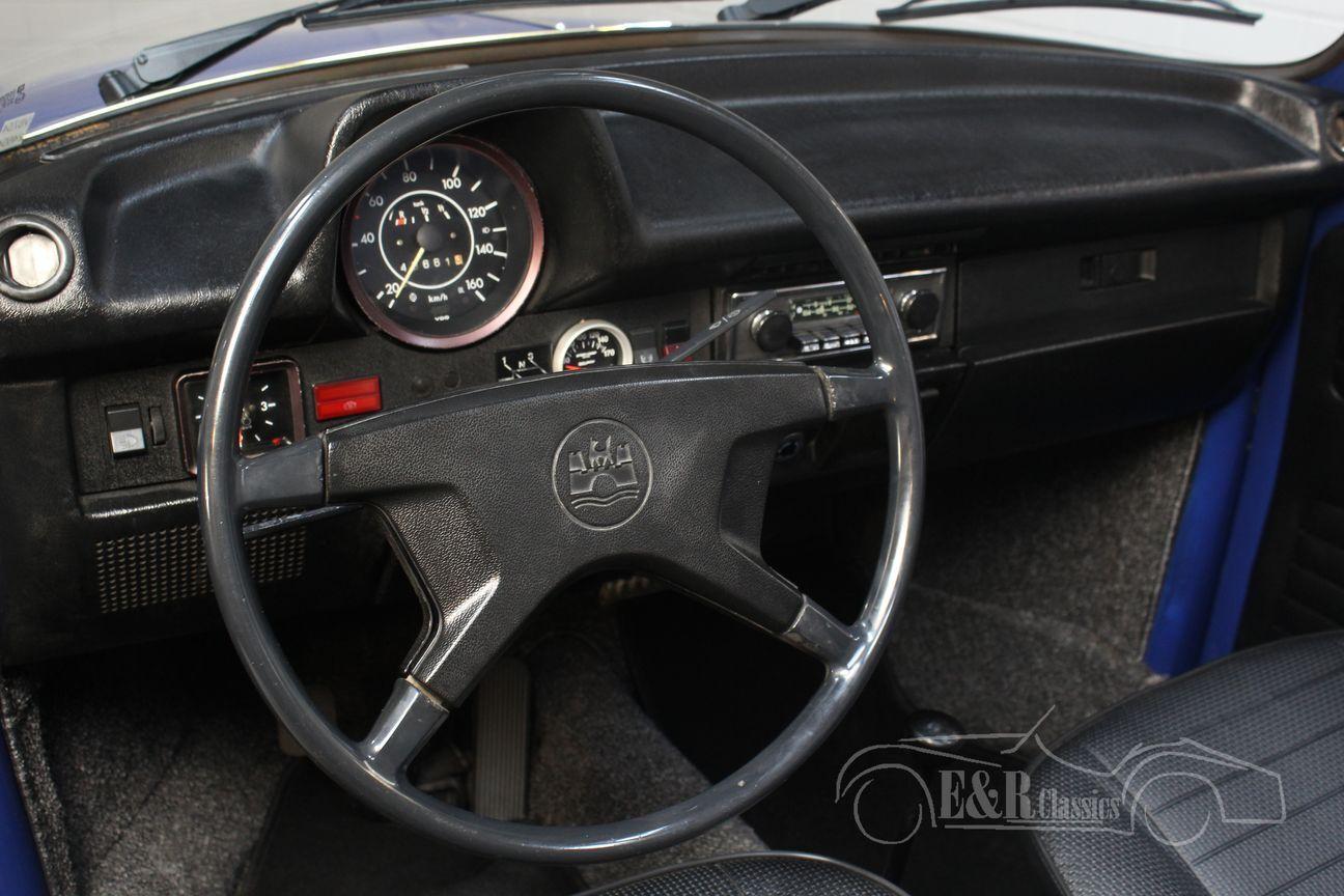 Volkswagen Beetle 1303 LS Cabriolet 1976 Tuning 90pk 17/30