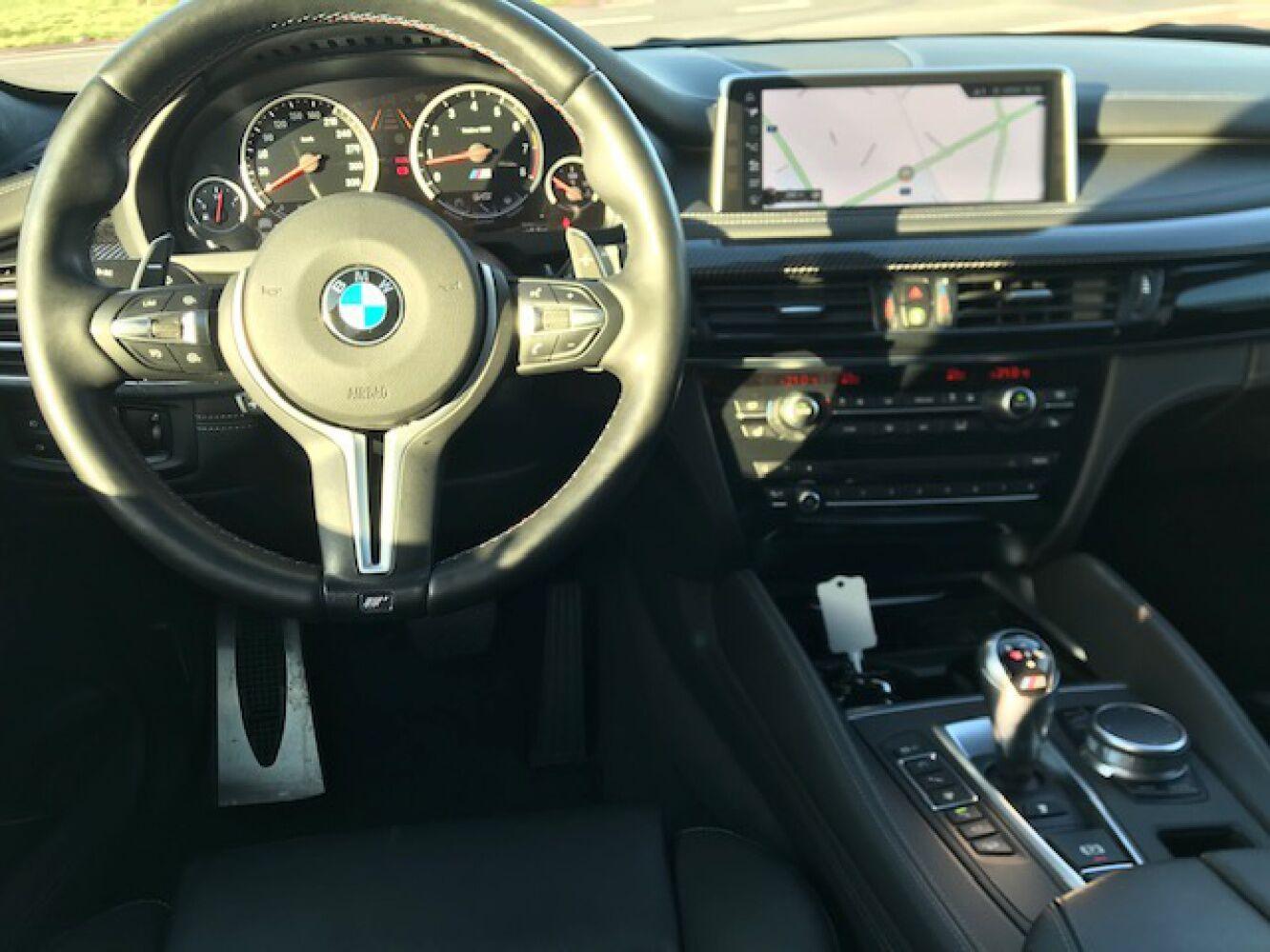 BMW X5 M 8/22