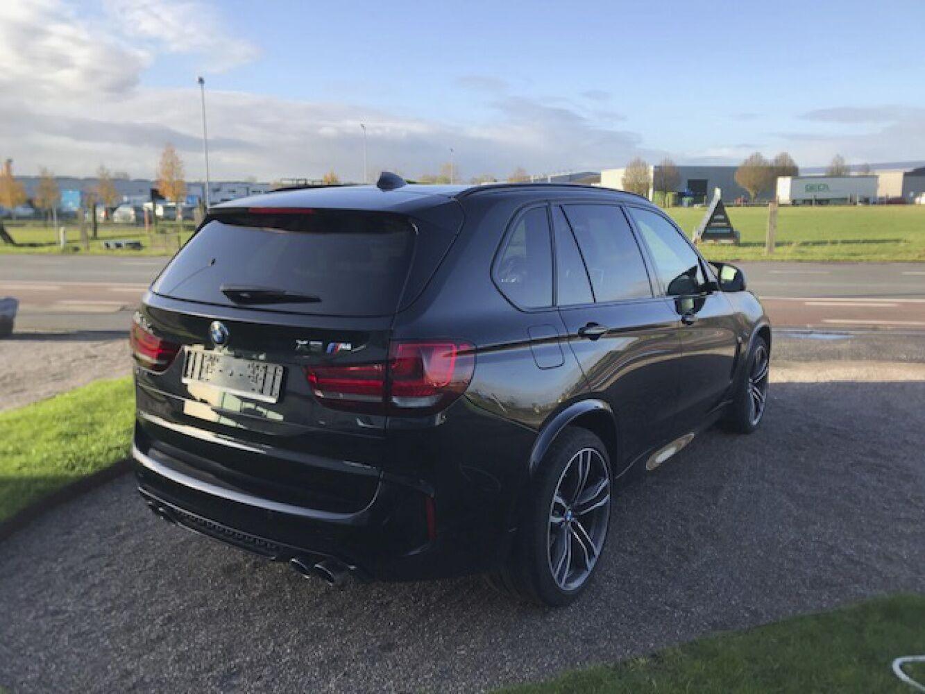 BMW X5 M 16/22