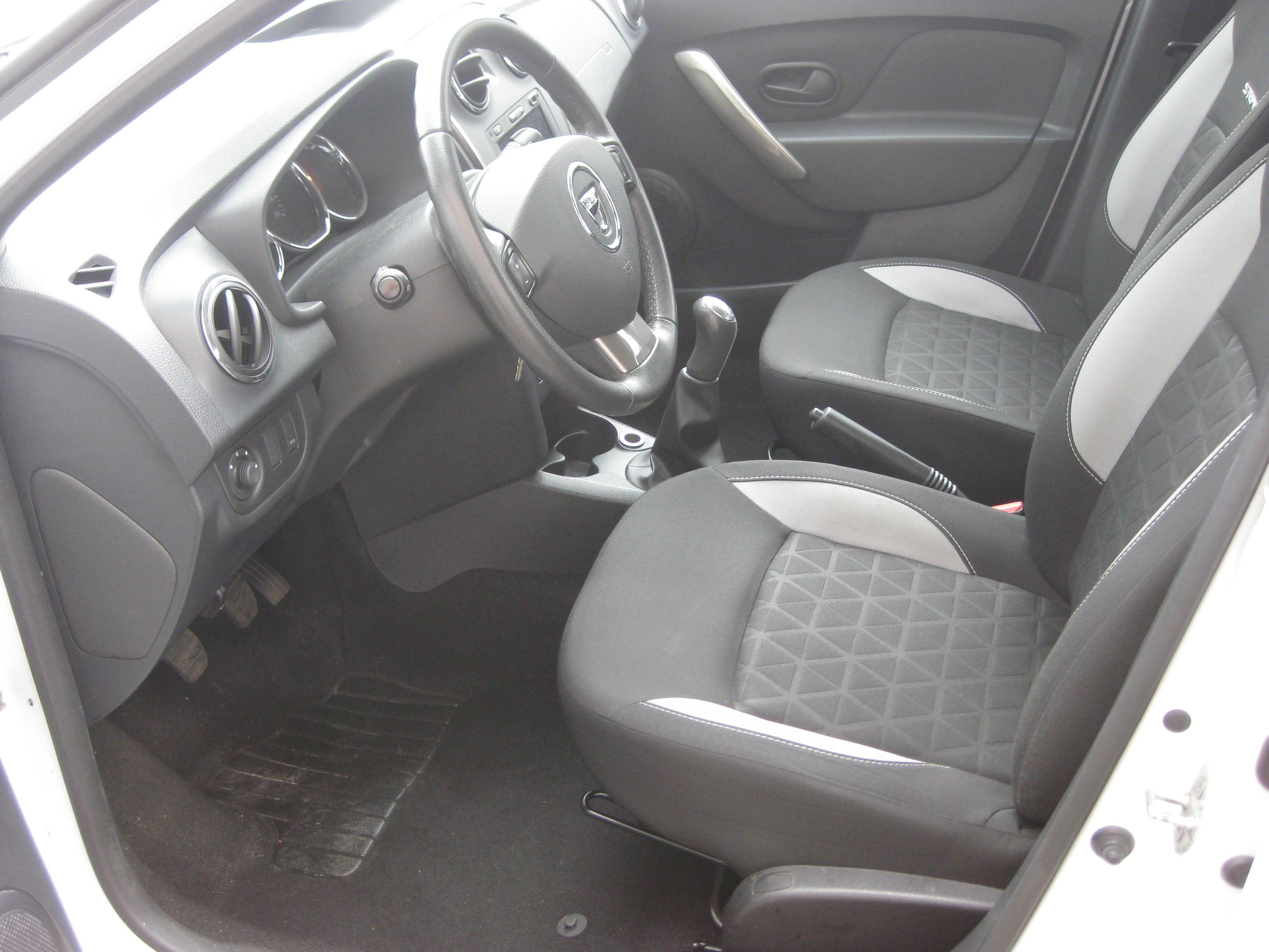 Dacia SANDERO STEPWAY DIESEL stepway  1.5 dci