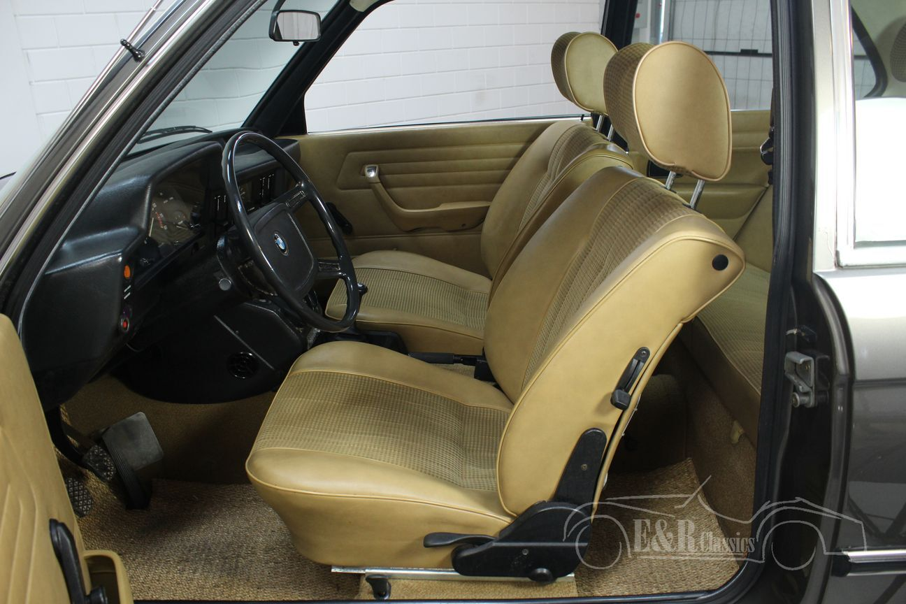 BMW 3 Series Airconditioning 1975 Van eerste eigenaar 21/30