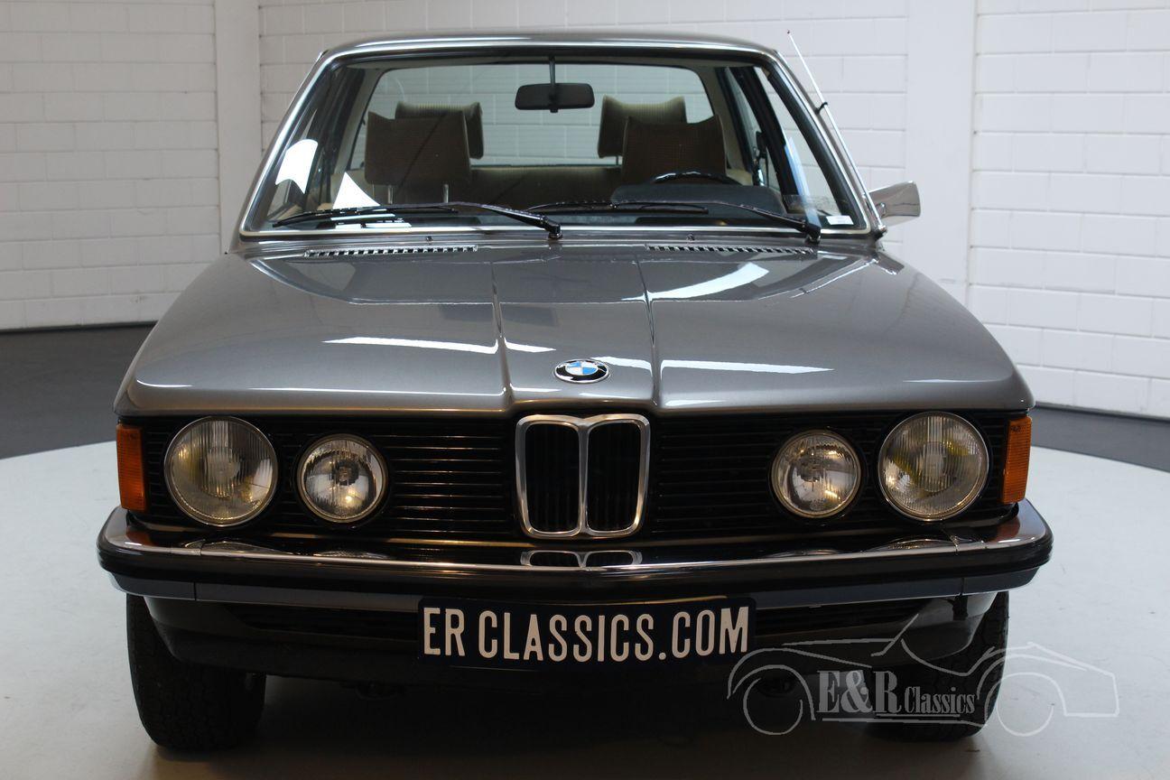 BMW 3 Series Airconditioning 1975 Van eerste eigenaar 6/30