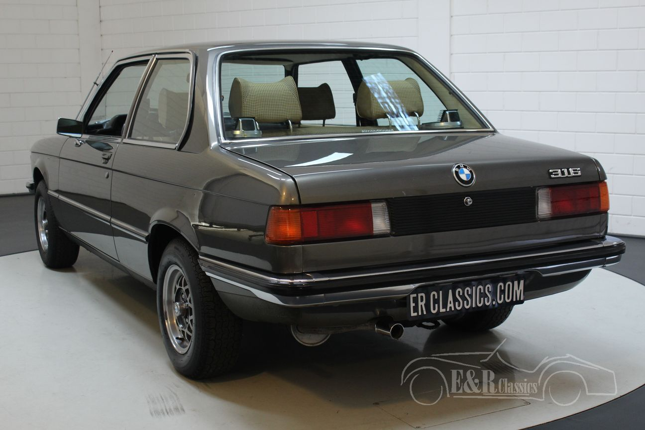 BMW 3 Series Airconditioning 1975 Van eerste eigenaar 11/30