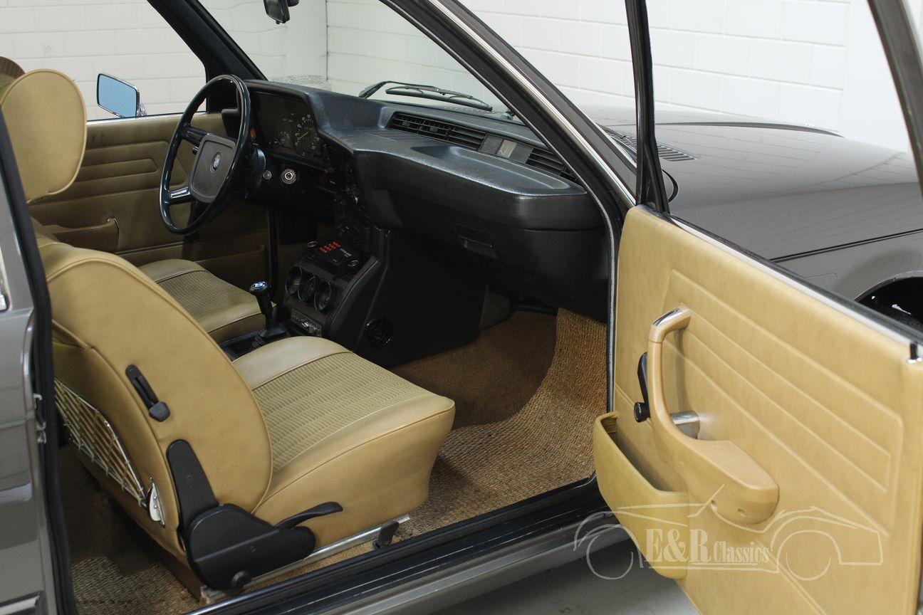 BMW 3 Series Airconditioning 1975 Van eerste eigenaar 23/30