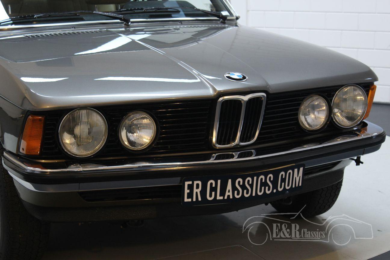 BMW 3 Series Airconditioning 1975 Van eerste eigenaar 5/30