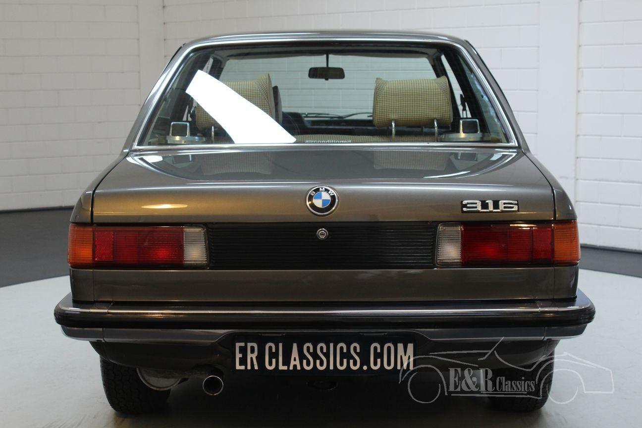 BMW 3 Series Airconditioning 1975 Van eerste eigenaar 13/30