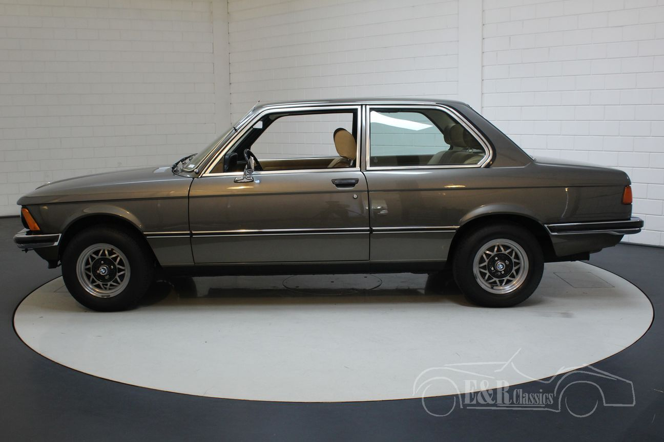 BMW 3 Series Airconditioning 1975 Van eerste eigenaar 8/30