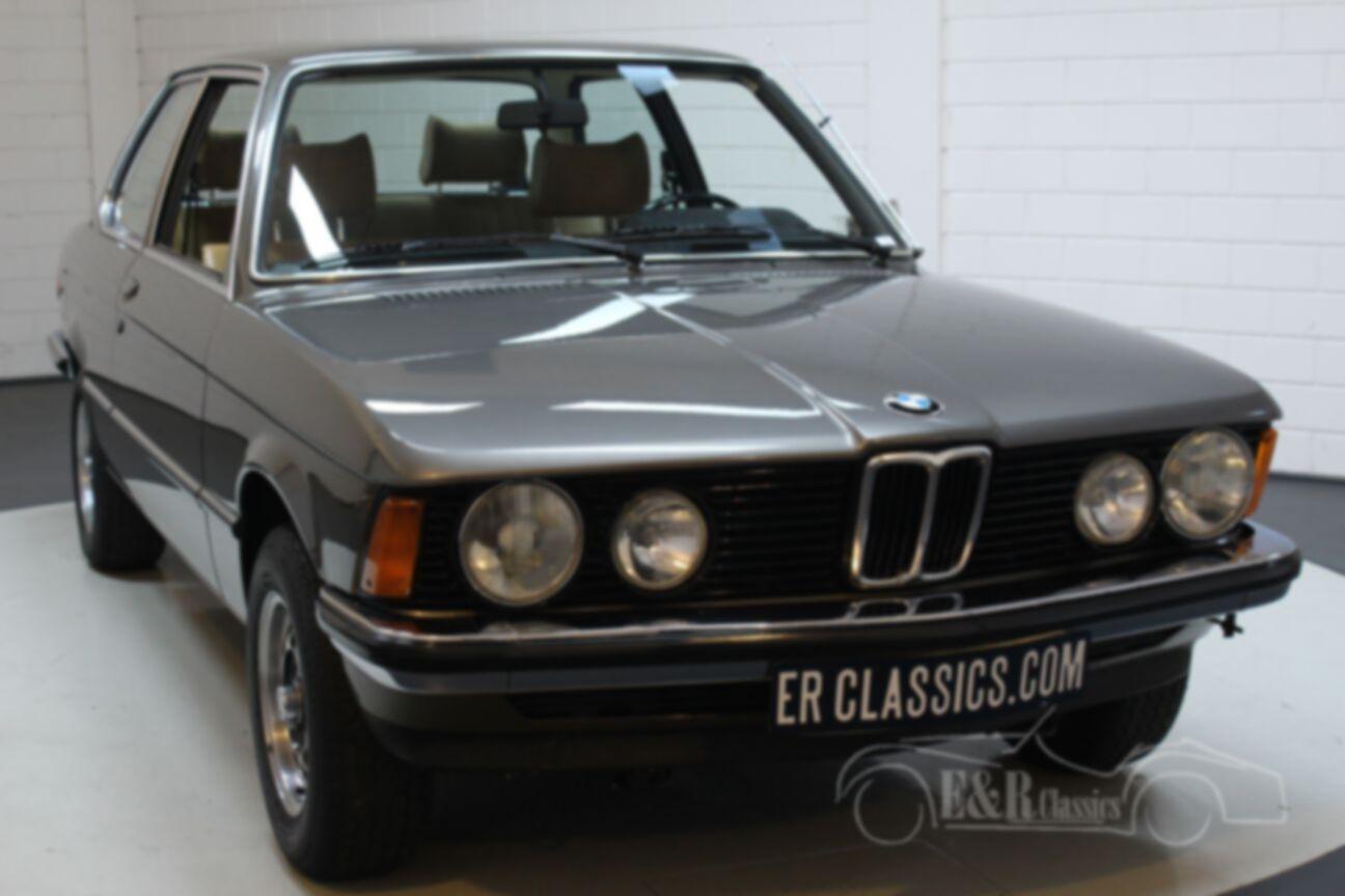 BMW 3 Series Airconditioning 1975 Van eerste eigenaar
