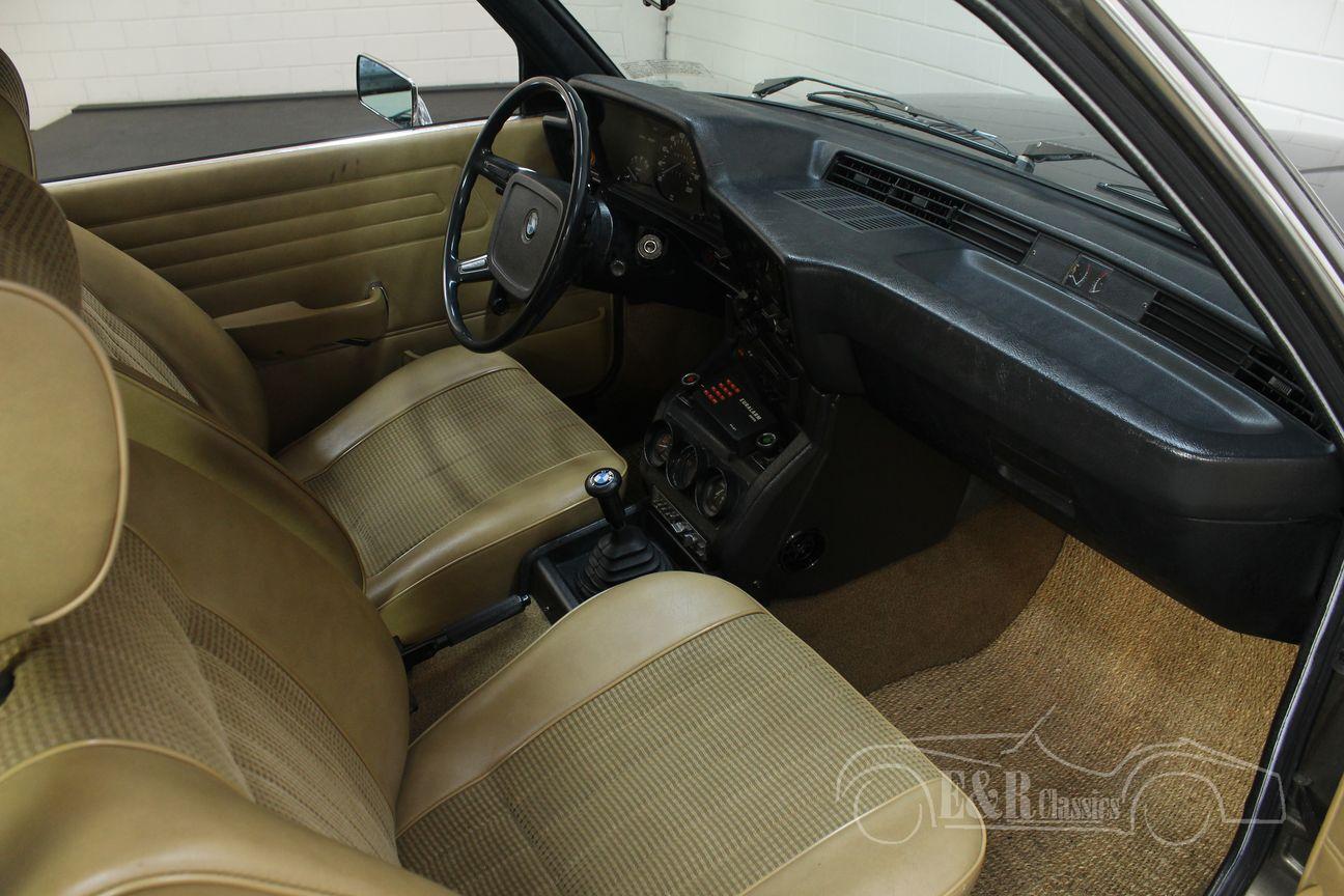 BMW 3 Series Airconditioning 1975 Van eerste eigenaar 24/30