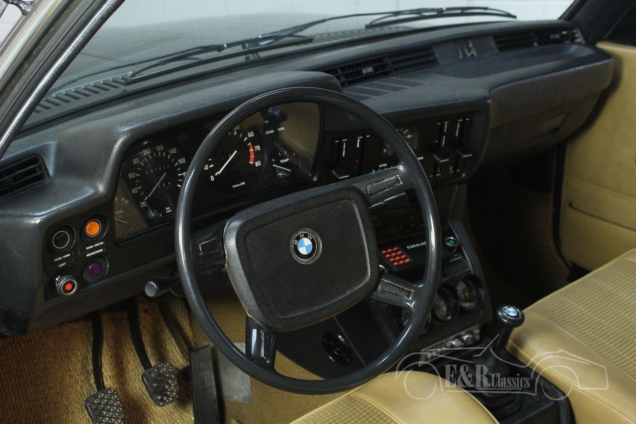 BMW 3 Series Airconditioning 1975 Van eerste eigenaar 19/30