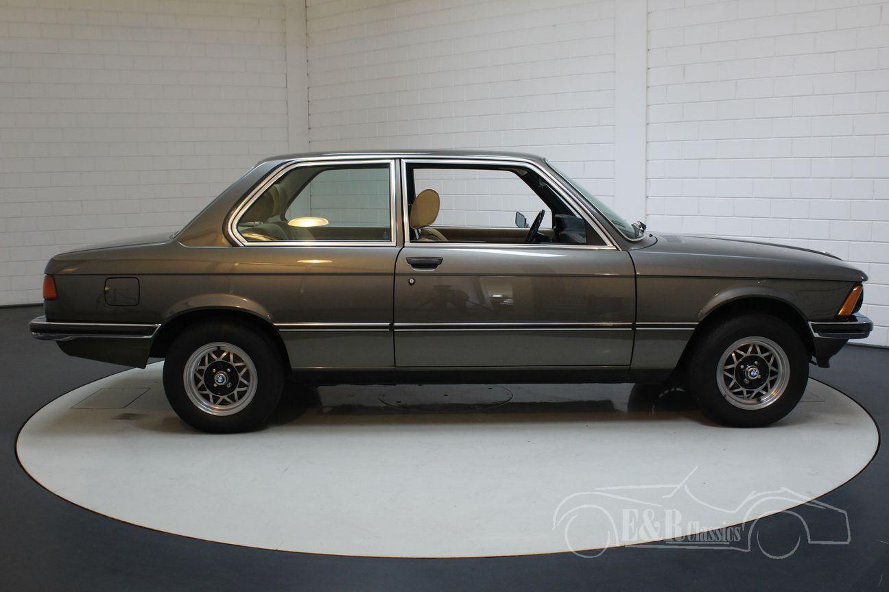 BMW 3 Series Airconditioning 1975 Van eerste eigenaar 15/30