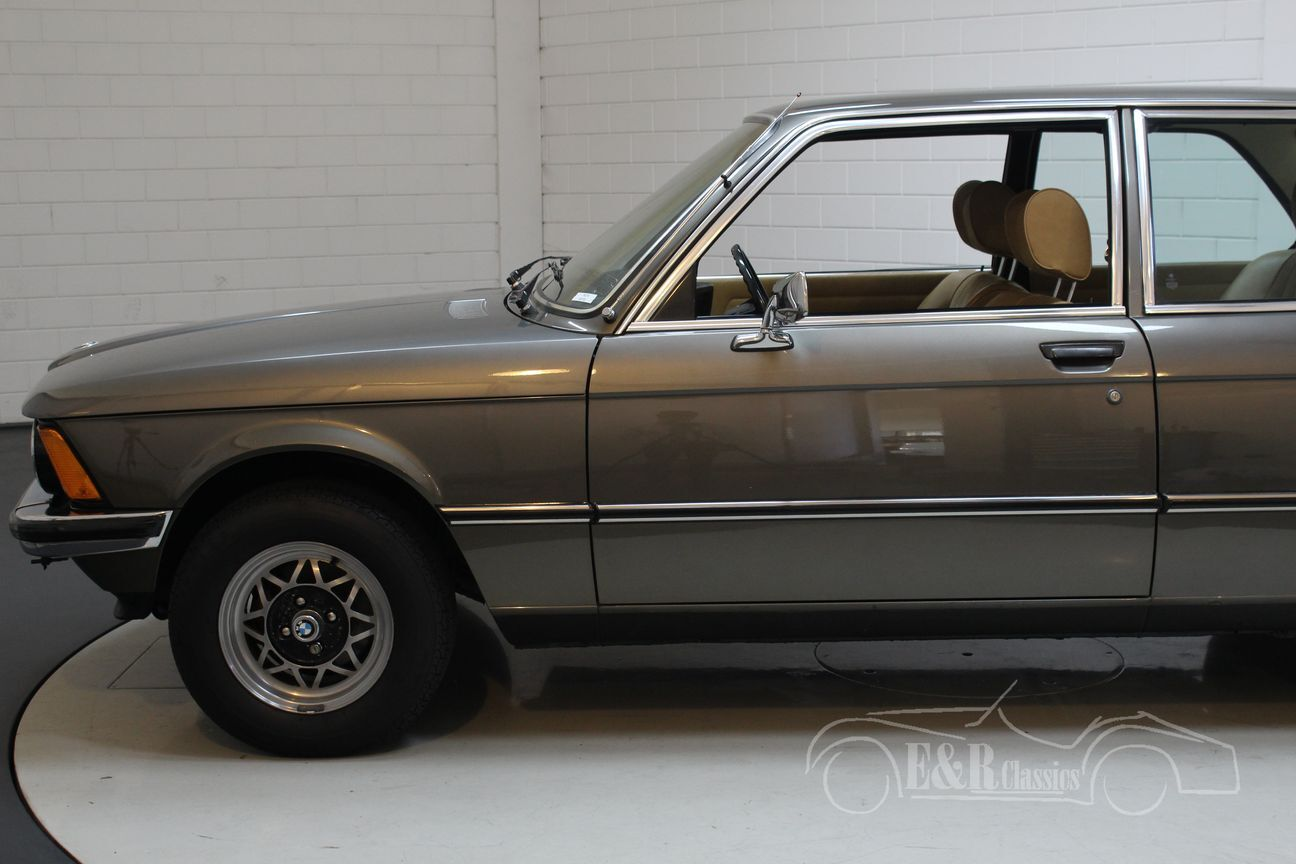BMW 3 Series Airconditioning 1975 Van eerste eigenaar 9/30