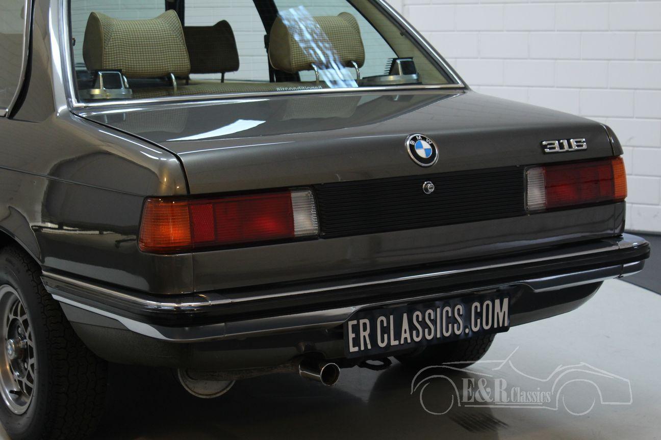 BMW 3 Series Airconditioning 1975 Van eerste eigenaar 12/30