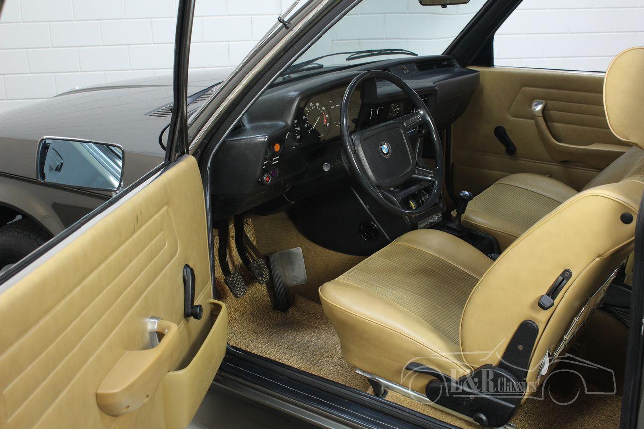 BMW 3 Series Airconditioning 1975 Van eerste eigenaar 18/30