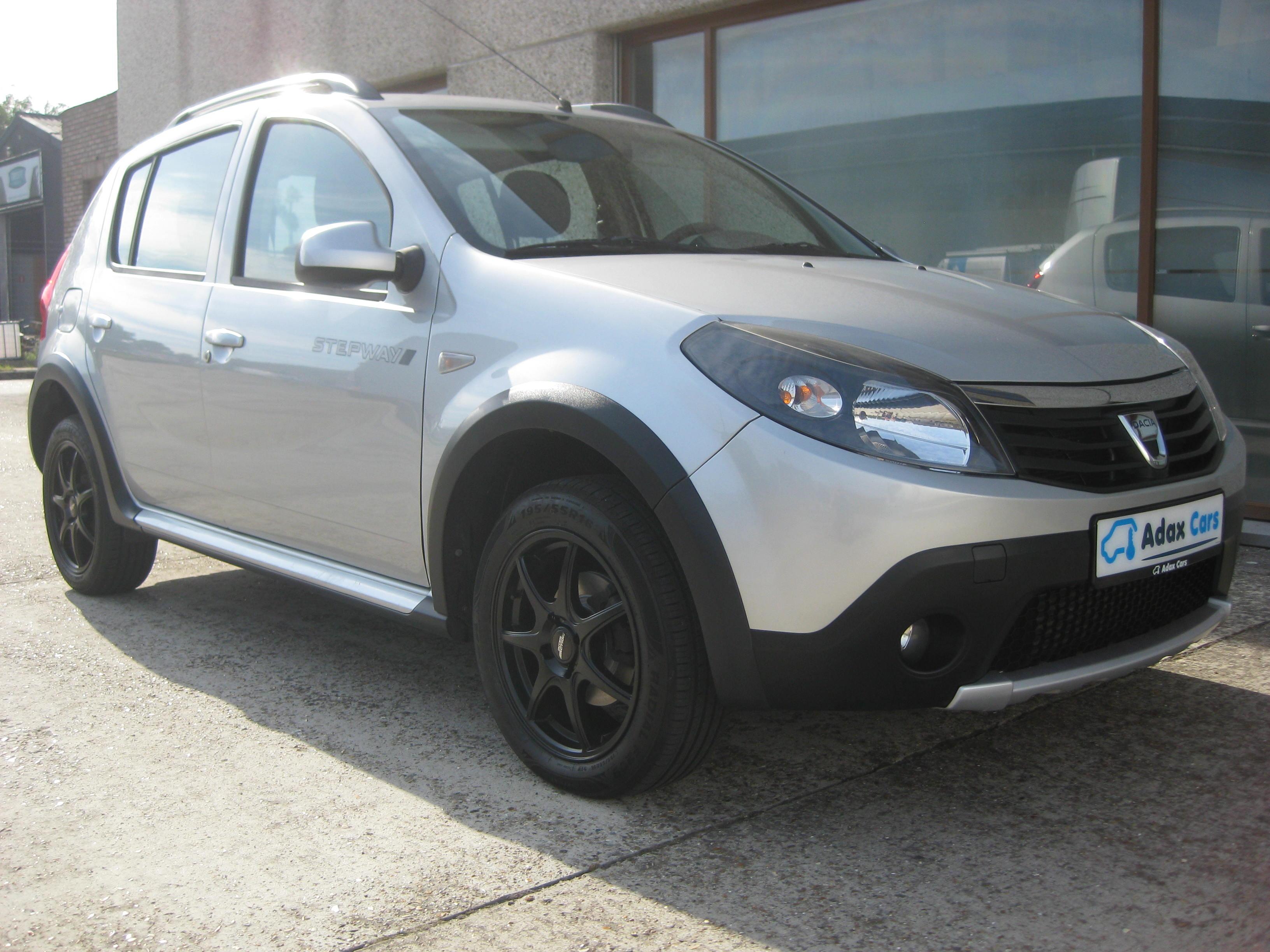 Dacia SANDERO STEPWAY DIESEL