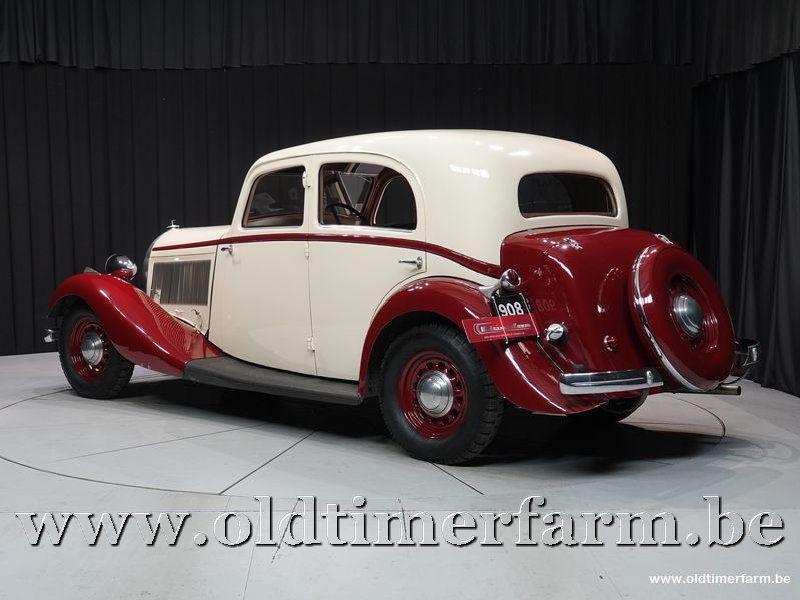 Talbot Autre Suresnes T110 '34 4/30