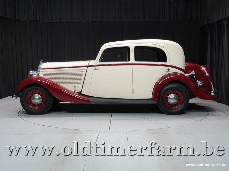 Talbot Autre Suresnes T110 '34 6/30