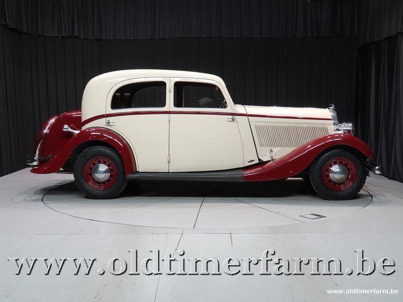 Talbot Autre Suresnes T110 '34 8/30