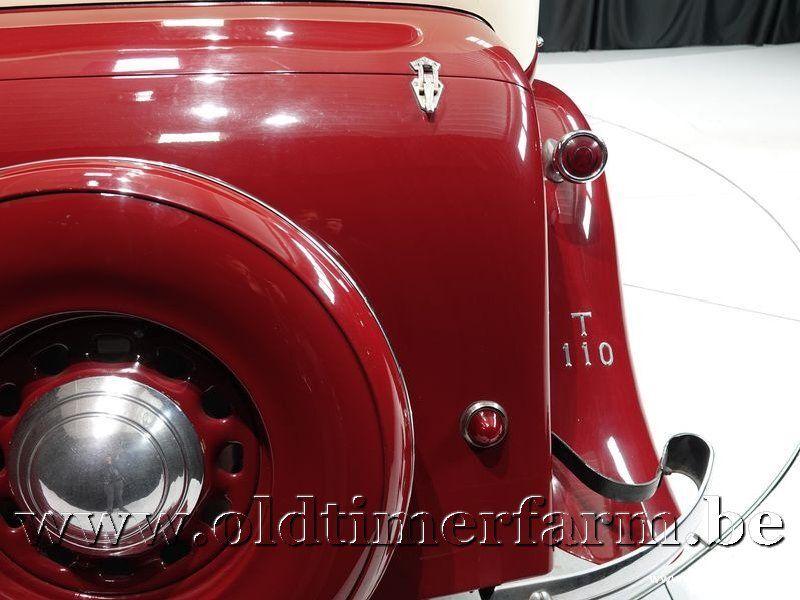 Talbot Autre Suresnes T110 '34 18/30