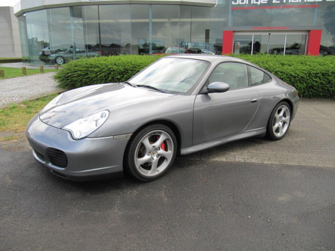 Porsche 911 CARRERA 3.6i 3/4