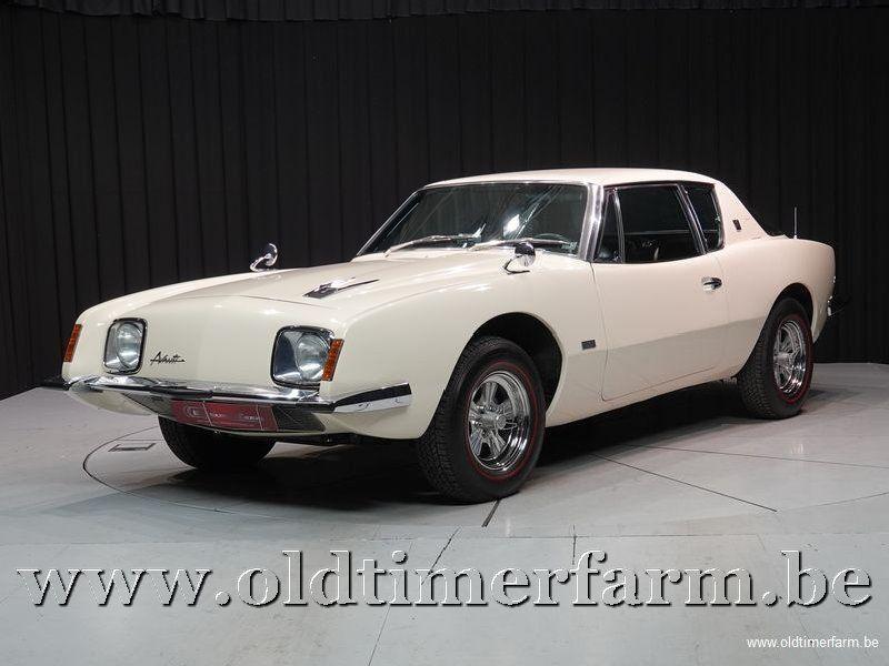 Studebaker Autre Avanti R3 V8 '64 1/30