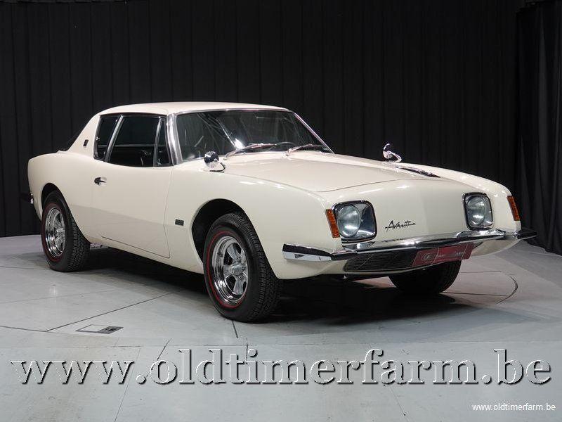 Studebaker Autre Avanti R3 V8 '64 3/30