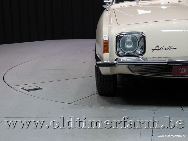 Studebaker Autre Avanti R3 V8 '64 14/30