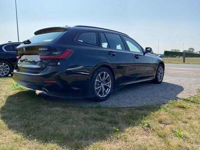 BMW 320 d touring Sport Line