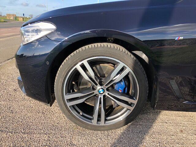 BMW 6 Reeks M-Sportpakket 3/25
