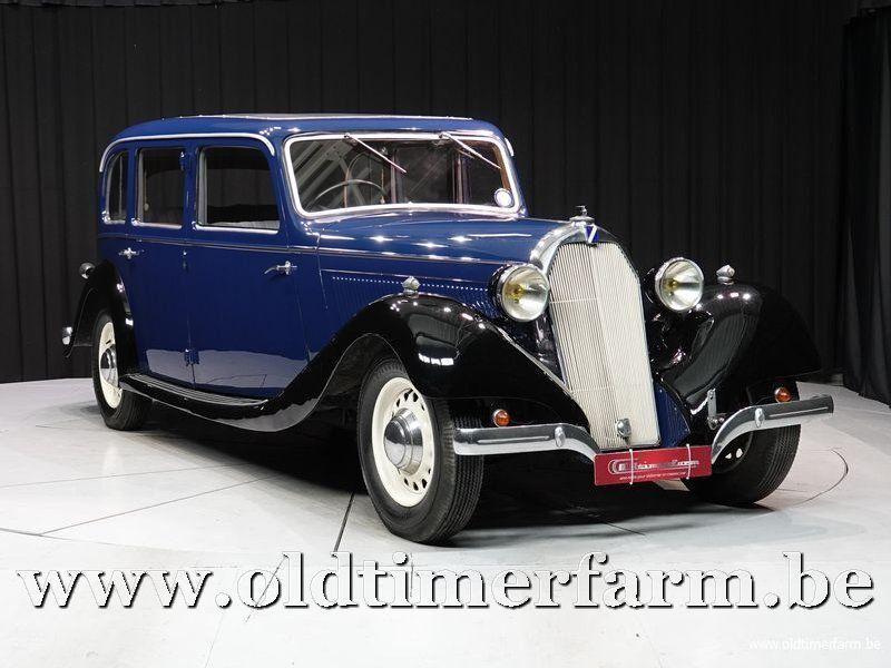 Talbot Autre Suresnes T120 '36 3/30