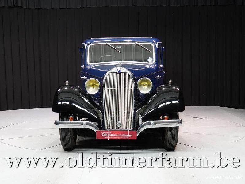 Talbot Autre Suresnes T120 '36 5/30