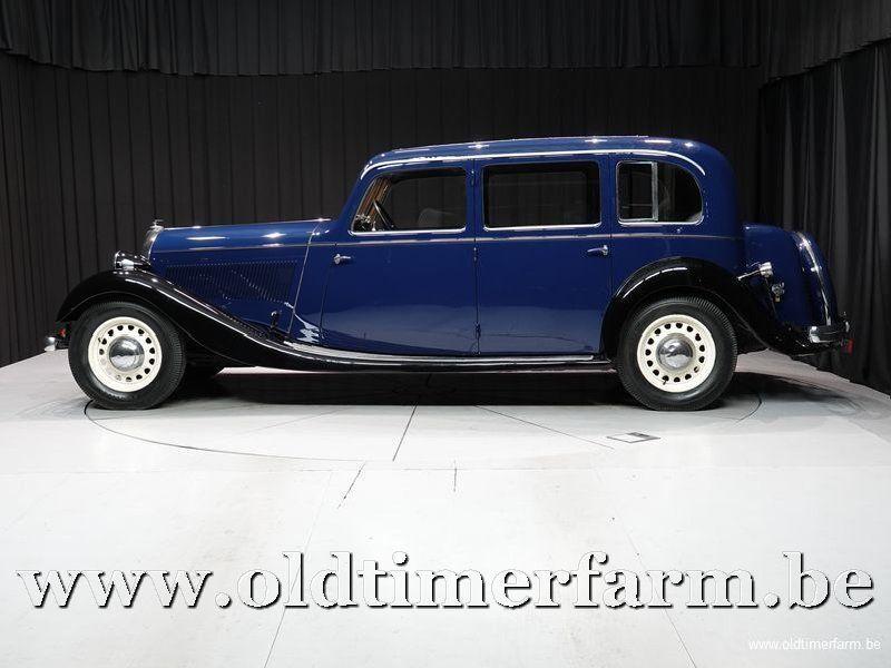 Talbot Autre Suresnes T120 '36 6/30