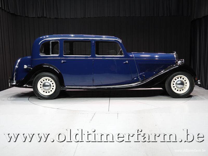 Talbot Autre Suresnes T120 '36 8/30