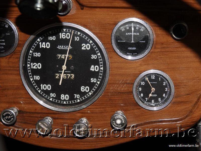 Talbot Autre Suresnes T120 '36 10/30