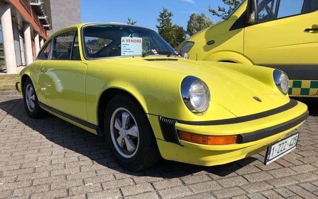Porsche 912 E
