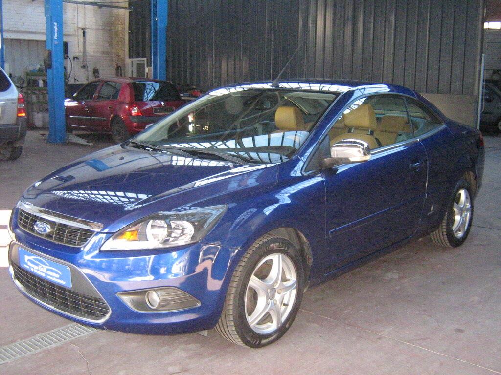 Ford Focus 3/8